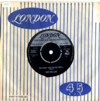 Ned Miller - Do What You Do Do Well /Dusty Guitar (HL 9937) M-